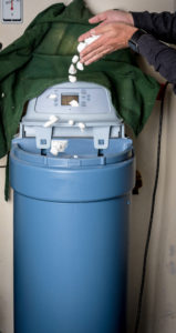 water softener repair and services